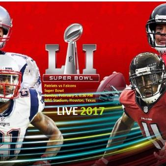 Patriots vs Falcons Live Stream